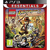 Lego Indiana Jones 2 - Essentials - PS3