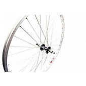 20x1 75 BMX Rear Wheel Stainless Steel Silver
