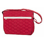 OBaby ZeZu Quilted Changing Bag (Red)