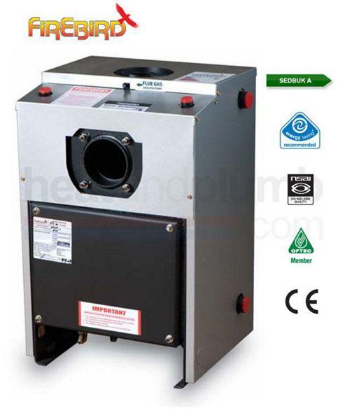 Firebird Silver Condensing Popular Boilerhouse Oil Boiler 35kW