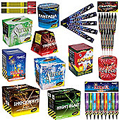 Party Fireworks Kit 2015
