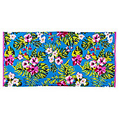 Tesco Floral Beach Towel