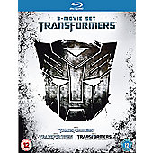 Transformers 1-3 Box Set Blu-Ray (2013 Re-Sleeve)