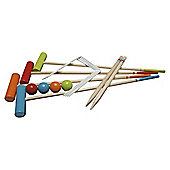 Plum Junior Garden Croquet Set