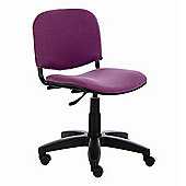 Energo Tamperproof Swivel Study and Education Chair - Purple