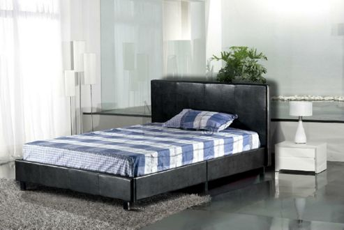 MetalBedsLtd New York Bed Frame - Double (4' 6