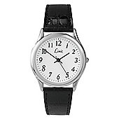 Limit Mens Classic Watch With Silver Case