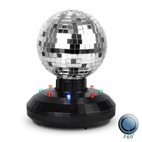 Tesco Novelty Lighting : Buy Rotating Multi Coloured LED 4 Disco Mirror Ball Light from our Novelty Lighting range - Tesco