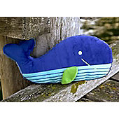 Whale Shaped Scatter Cushion