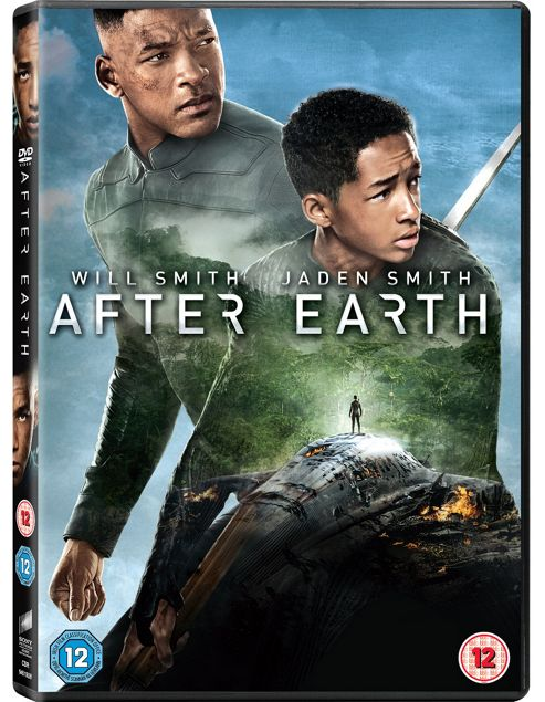 After Earth -DVD