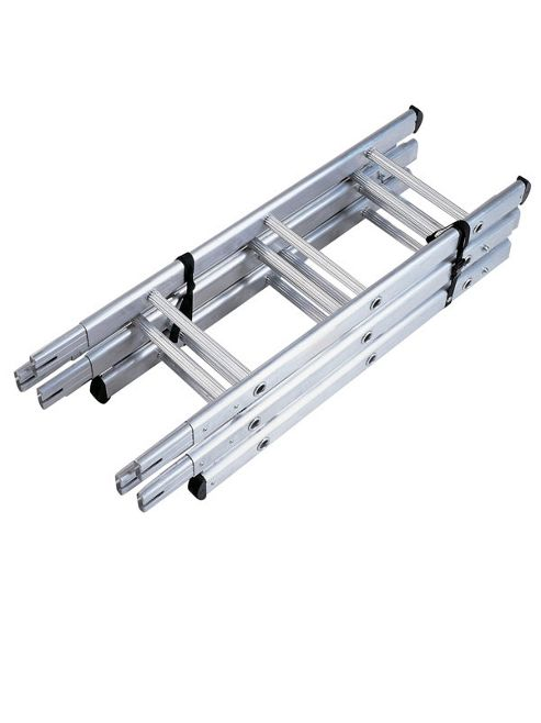 Heavy Duty 6 Section Surveyor Telescopic Ladder