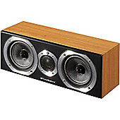 WHARFEDALE DIAMOND 102C CENTRE SPEAKER (CINNAMON CHERRY)