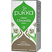 Pukka Clean Chlorella- 400 tablets