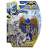 Batman Unlimited Figure - Batman and Skyfire Dragon