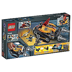 LEGO Agents Drillex Diamond Job 70168