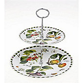 Party - Botanical Fruit 2 Tier Cake / Party Stand