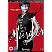 How To Get Away With Murder - Season 1 DVD