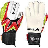 Reusch Waorani Sg Elite Special Goalkeeper Gloves Size - Red