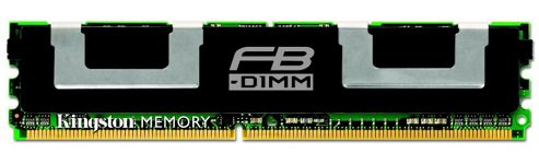 Kingston 4GB (2x2GB) Memory Kit 667MHz DDR2 ECC FB-DIMM for Apple ID MA987