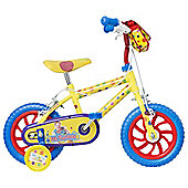 "Something Special Mr Tumble 12"" Kids' Bike with Stabilisers"