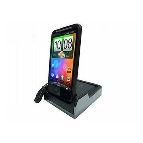 PowerTop Dual Desktop Charging Cradle for HTC Desire HD