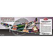Guillows Supermarine Spitfire 403 Powered Balsa Aircraft 1:16 Flying Model Kit