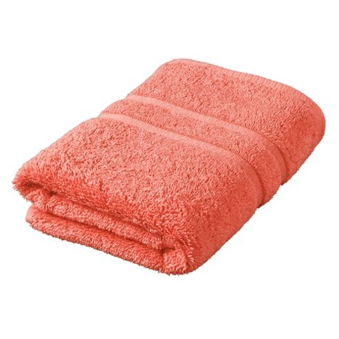 Tesco Face Cloth Coral