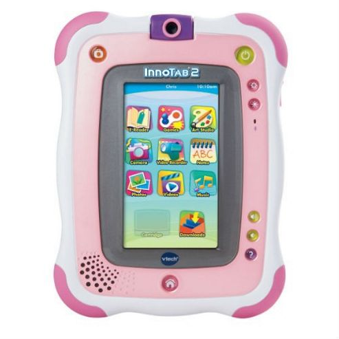 VTech InnoTab 2 Learning Tablet Pink