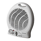 WL44002 Warmlite 2000W Upright Fan Heater