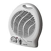 WL44002 Warmlite 2000W Upright Fan Heater