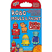 James Galt Robo Mould & Paint
