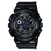 Casio G-Shock Mens World Time Watch GA-100CF-1AER