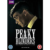 Peaky Blinders Series 1-3 DVD