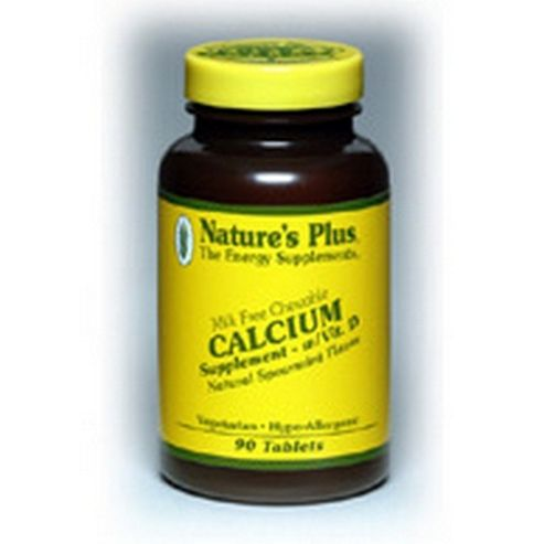 Nature's Plus Calcium Capsules