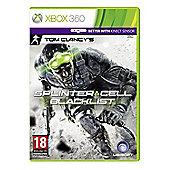 Splinter Cell: Blacklist Upper Echelon Edition Xbox En Eu Pegi - Xbox-360
