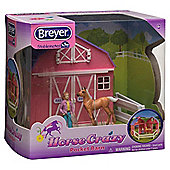 Hornby Breyer Horse Crazy Pocket Barn