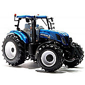 Britains New Holland T7.220 Tractor 1:32 Diecast Farm Model 42887