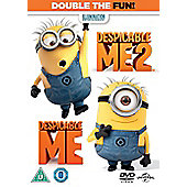 Despicable Me 1 & 2 - DVD