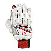 Woodworm Cricket Test Elite Batting Gloves - Mens Right Hand