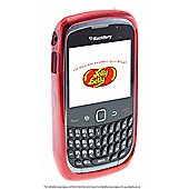 Blackberry 8520/9300 case - Very Cherry