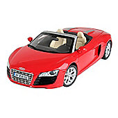 Audi R8 Spyder 1:24 Scale Model Kit - Hobbies