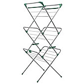 Addis Premium 3 Tier Airer with Drying Bars 16m