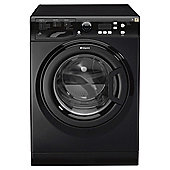 Hotpoint WMXTF942K Extra, Freestanding Washing Machine, 9Kg Wash Load, 1400 RPM Spin, A++ Energy Rating, Black