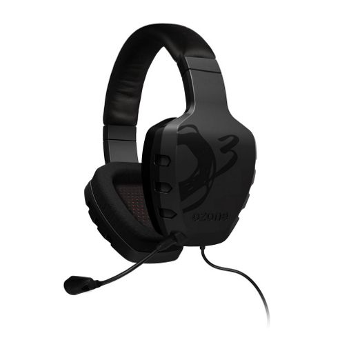 OZONE Rage ST Advanced Stereo Gaming Headset, Black (OZRAGESTK)