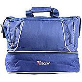 Precision Training Junior Players Bag - Navy/Silver