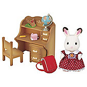 Sylvanian Families - Chocolate Rabbit Sister Set