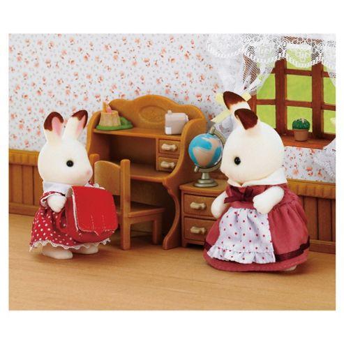 Sylvanian Families - Chocolate Rabbit Sister Set