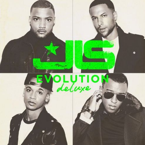 JLS - Evolution - Deluxe Edition (2Cd)