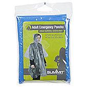 Summit Adult Emergency Poncho