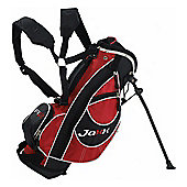 Jaxx Juniors Junior Golf Stand Bag in Green (8-10YRS)
